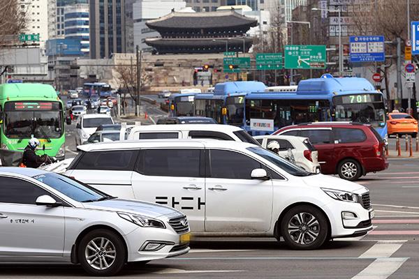 택시업계, 타다 '무죄' 판결에 반발…