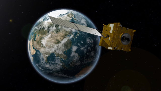 إطلاق أول قمر صناعي لمراقبة الهواء في العالم بنجاح