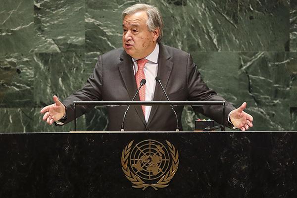 Sekjen PBB: COVID-19 Sangat Berbahaya, Kolaborasi Internasional Diperlukan