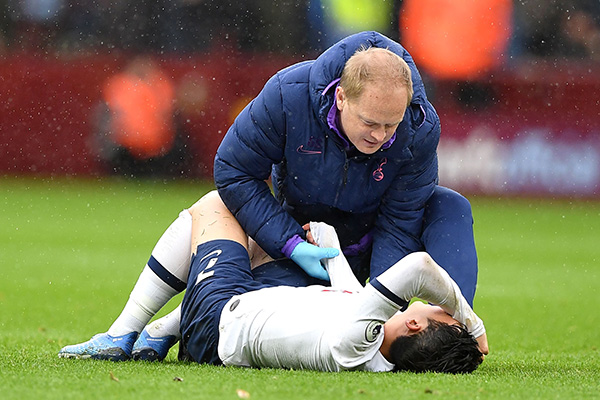 Tottenham Hotspur Boss Doesn't Expect Son Heung-min to Return This Season