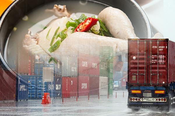 Hàn Quốc lần đầu xuất khẩu gà tần sâm sang Canada