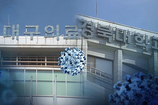 Gyeongsang registra una rápida expansión de COVID-19
