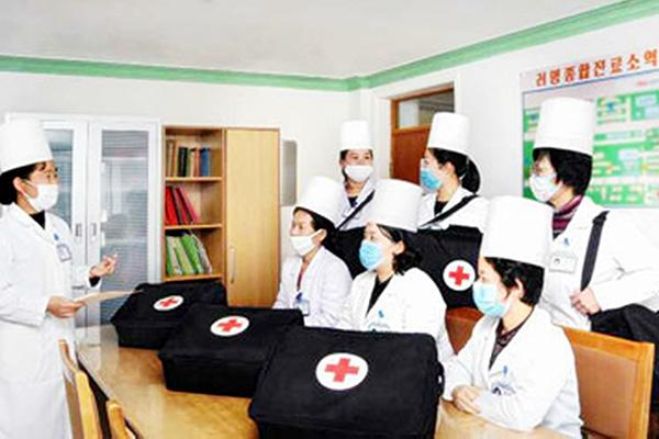 Corea del Norte recurre a métodos caseros contra el coronavirus