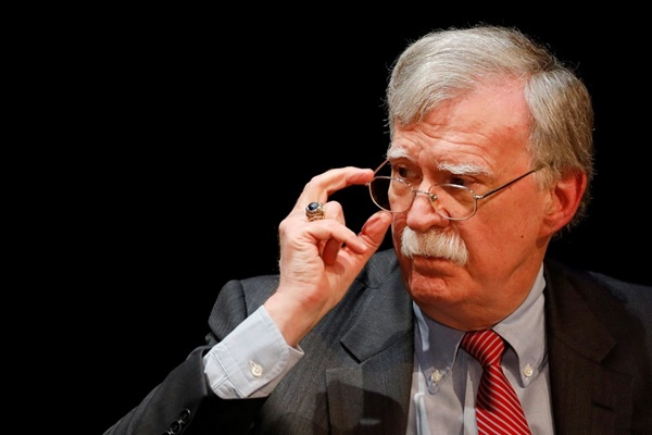 Bolton Actively Defends Libya Model