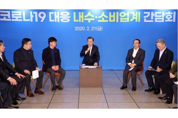 الحكومة الكورية تبذل كل طاقتها لمنع انتشار فيروس كورونا في المناطق الإقليمية