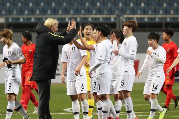 Penyisihan Final Sepak Bola Wanita Korsel-China untuk Olimpiade Tokyo 2020 Dipindahkan ke Australia