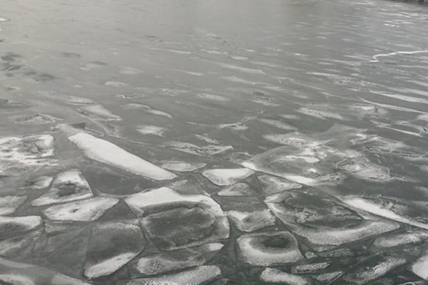 Météo : le fleuve Han n'a pas gelé, une première en 13 ans
