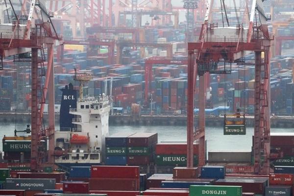 С 1 по 20 февраля южнокорейский экспорт вырос на 12,4%