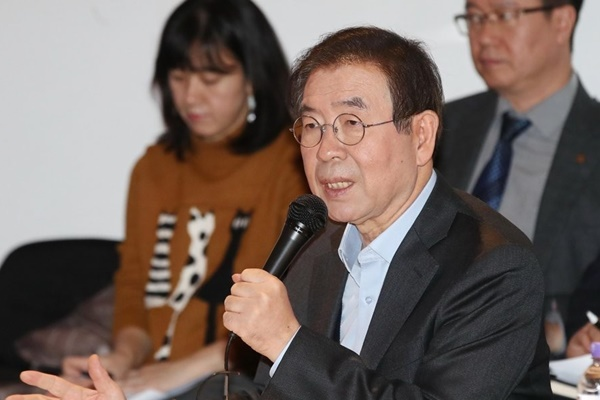 首尔市禁止在光化门广场等地集会 关闭新天地教会