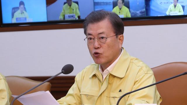 Covid-19 : Moon Jae-in annonce le niveau d'alerte maximal
