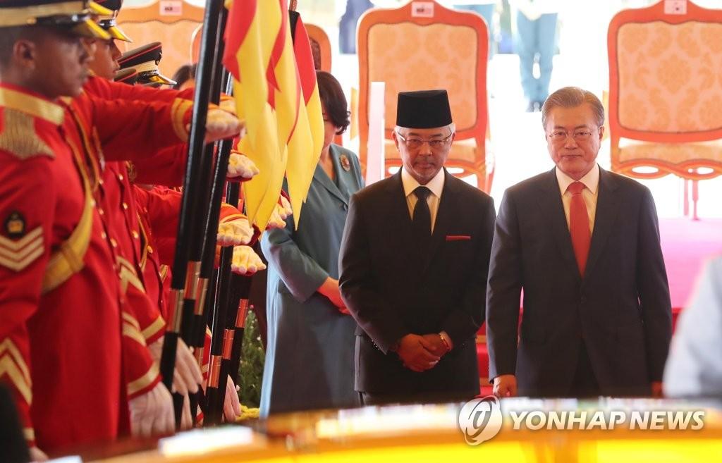 Главы РК и  Малайзии обменялись поздравлениями по случаю 60-летия дипотношений