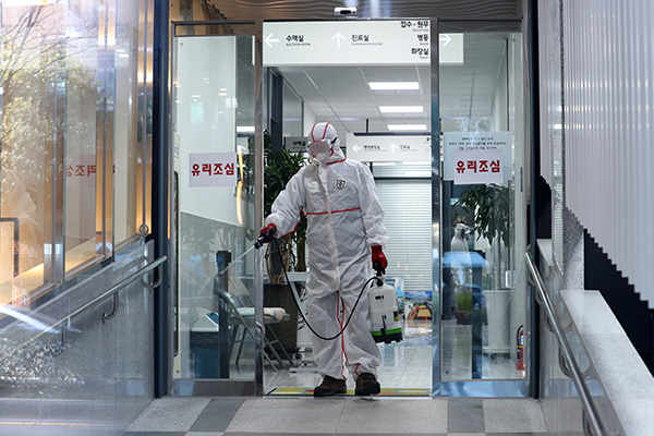 COVID-19 Cases in S. Korea Reach 763, Death Toll Rises to 7