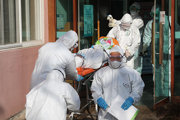 Number of COVID-19 Cases in S. Korea Rises to 833