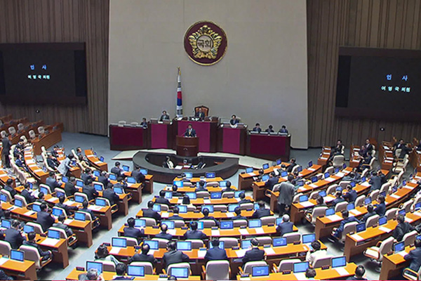 Национальное собрание РК отменило пленарное заседание из-за вируса COVID-19