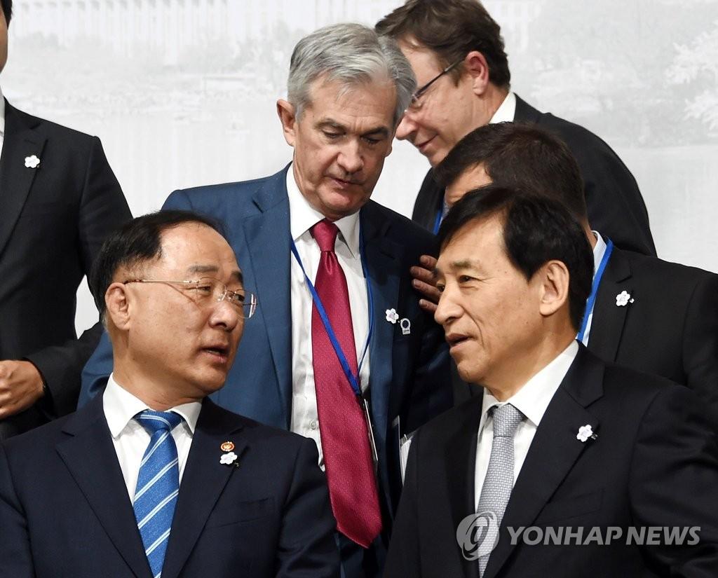 Finanzminister fordert gemeinsame Reaktion der G20-Staaten auf Covid-19-Ausbruch