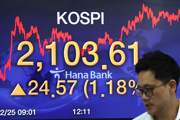 La Bourse se reprend