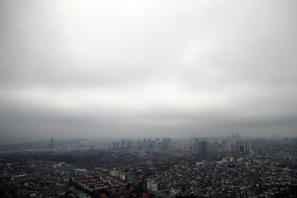 'S. Korea among Worst in OECD in Terms of Air Pollution'