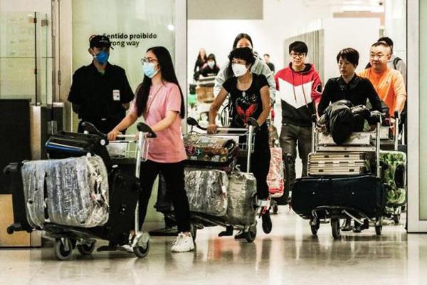 EEUU eleva el nivel de alerta de viaje a Corea del Sur