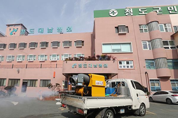أكثر من 20 حالة اتصال خارجي للمرضى في مستشفى تشونغ دو