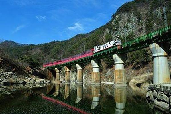Covid-19 : Korail suspend son service de trains touristiques