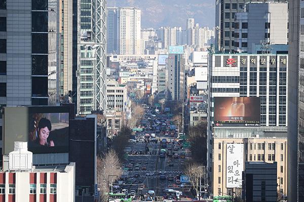 Météo : la Corée du Sud coupée en deux