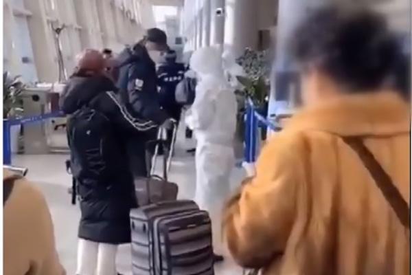 China restringe la llegada de surcoreanos a su territorio