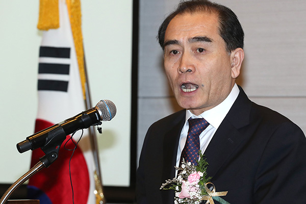 Pyongyang critique vivement le recrutement de Thae Yong-ho au sein du Parti du Futur Unifié
