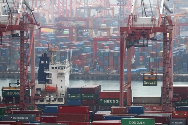 Январский индекс объёма экспорта в РК сократился на 2,9%
