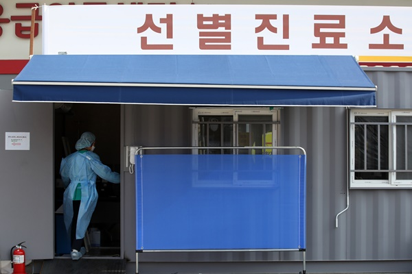 韩国27日新增505例新冠肺炎确诊病例 累计1766例
