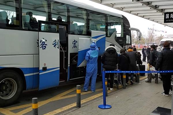 114 Südkoreaner befinden sich in China in Quarantäne