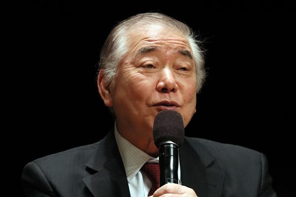 Moon Chung-in plaide pour une levée partielle des sanctions contre Pyongyang