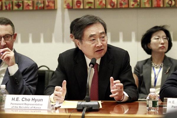 Sommet P4G : l'ambassadeur sud-coréen des Nations unies organise un colloque en amont