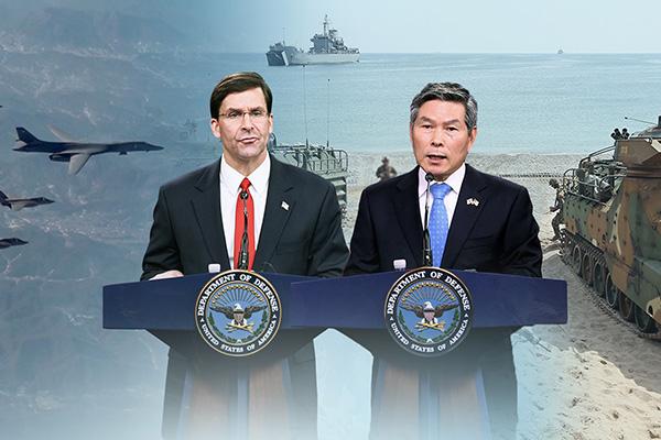 Südkorea und USA verschieben wegen Covid-19 gemeinsame Militärübung