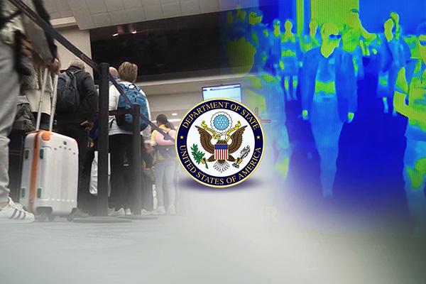 Mỹ tiếp tục nâng cảnh báo du lịch tới Hàn Quốc lên mức 3
