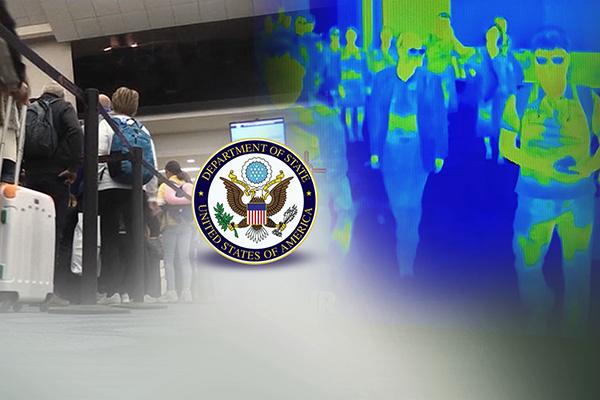 Kemlu AS Tingkatkan Level Peringatan Perjalanan ke Korsel