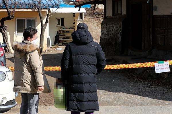 경북 신천지 신도 608명 연락 두절