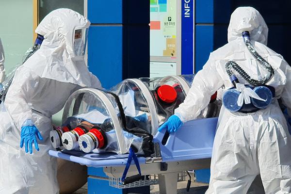 韓国の新型コロナ致死率2.35% ほとんどが既往症患者