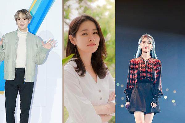 韩国明星纷纷捐款支持防控新冠肺炎