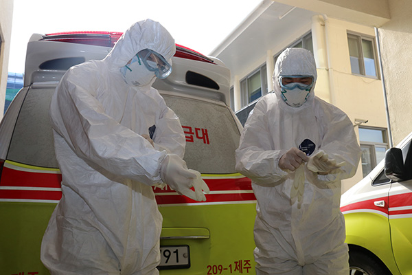 韩基督教教会协议会:教会不应成为新冠肺炎疫情扩散的源头