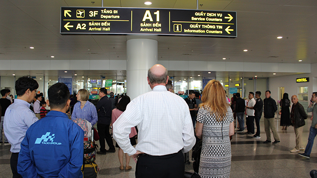 Flights from S. Korea Barred from Landing at Hanoi Airport