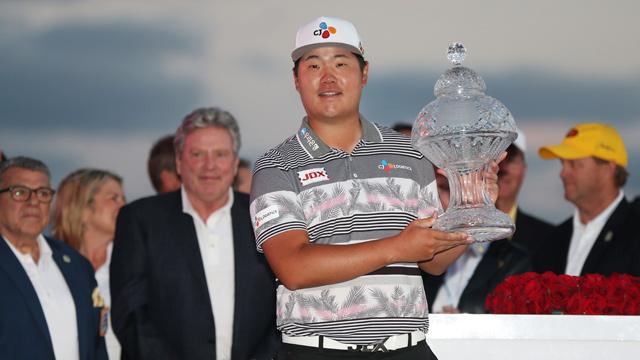 Golf : Im Sung-jae remporte son premier titre PGA