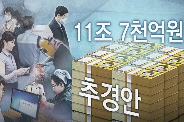 韩政府编排11.7万亿韩元追加预算抗击新冠肺炎疫情