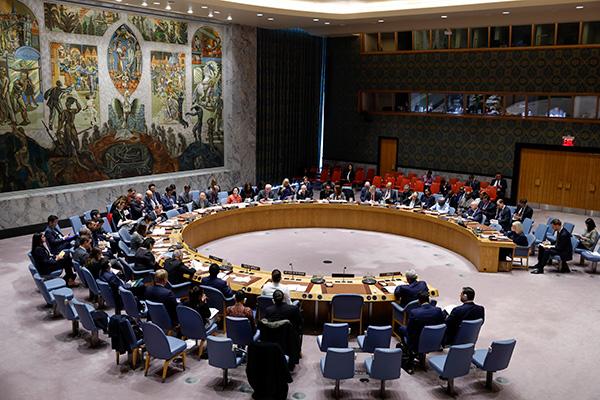 北韓ミサイルで国連安保理緊急会合 欧州5か国が非難声明