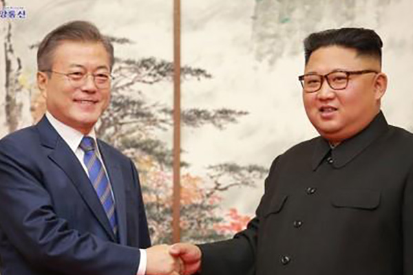 南北首脳の親書交換 北韓メディアは報道せず