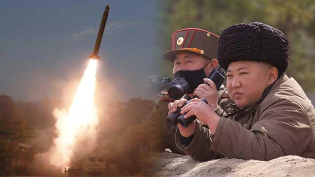 كيم جونغ أون يشرف على تدريبات جديدة بالمدفعية بعيدة المدى