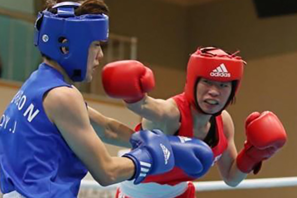 Two S. Korean Female Boxers Secure Berths to 2020 Tokyo Olympics