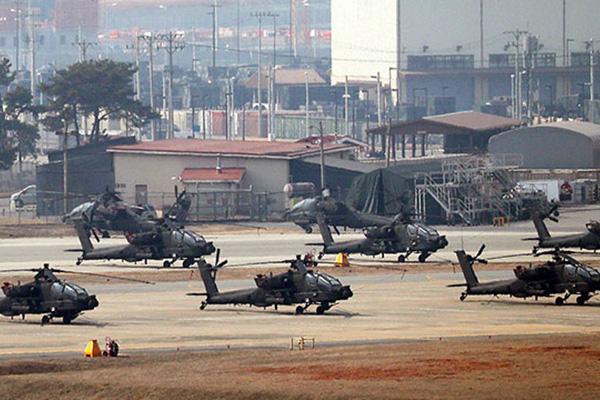 米国防総省 「韓米合同軍事演習の再開を議論」