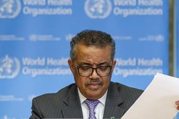 منظمة الصحة العالمية تعلن أن فيروس كورونا-19 أصبح جائحة عالمية
