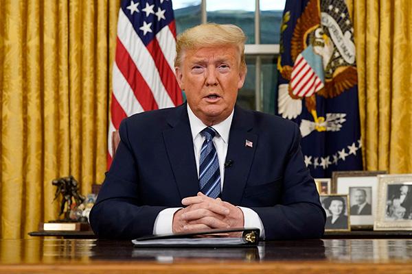 Tổng thống Mỹ để ngỏ khả năng hạ cảnh báo du lịch với Hàn Quốc