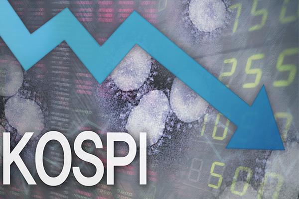 El COVID-19 hunde el KOSPI más del 20%